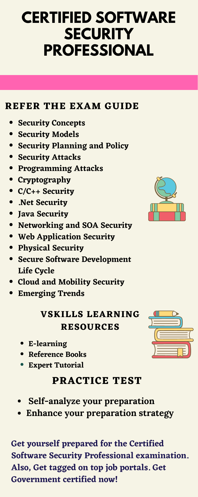 Certified Software Security Professional