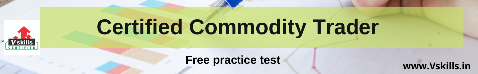 Certified Commodity Trader free practice test