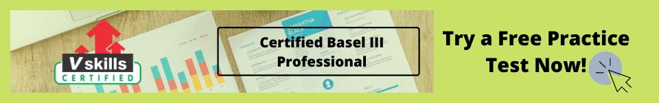 Basel III Professional free test