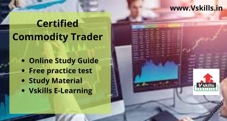 Certified Commodity Trader exam guide