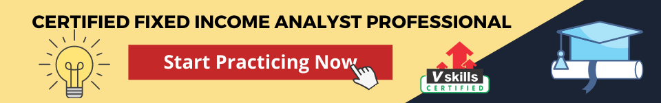 Fixed Income Analyst Practice Tests