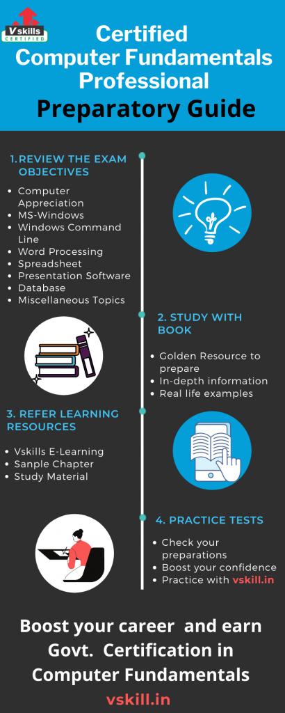 Certified Computer Fundamentals Professional preparatory guide