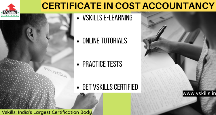 Certificate in Cost Accountant Online tutorial