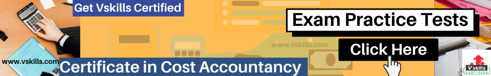 cost accountancy practice tests