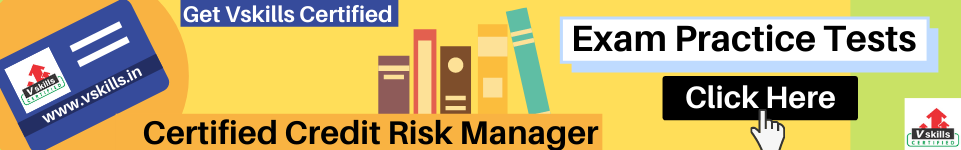 Certified Credit Risk Manager free practice tests