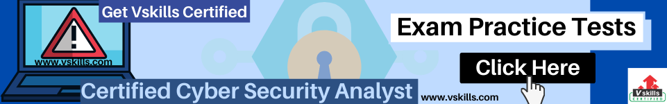 Certified Cyber Security Analyst free practice tests