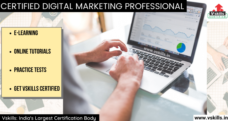 Certified Digital Marketing Professional Online tutorial