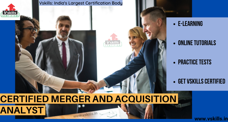 Certified Merger and Acquisition Analyst Online tutorial