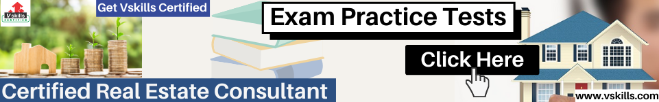 Certified Real Estate Consultant prac tests