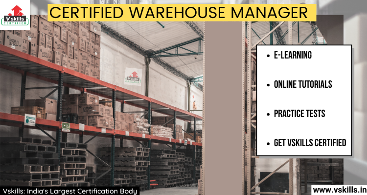 Certified Warehouse Manager Online tutorial