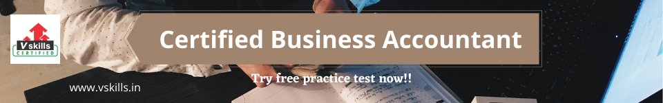 certified business accountant free practice test