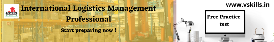 international logistics management professional free practice test