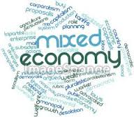 indian economy is a mixed economy