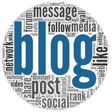 Blogging...