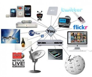 Differences Between Traditional Media and New Media