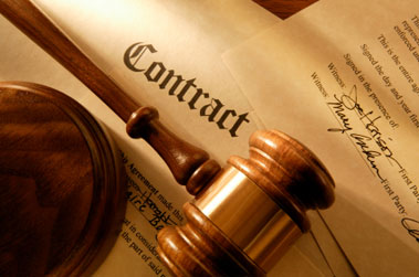 what constitutes a valid contract