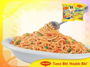 Maggi magic gone!