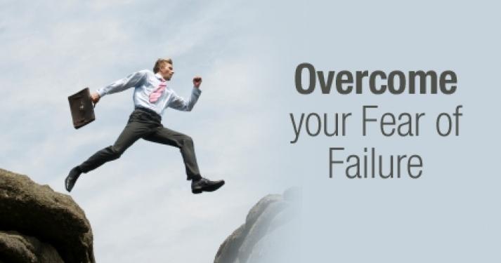 Overcoming Fear of Failure - Vskills Blog