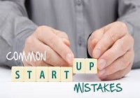 COMMON MISTAKES STARTUP'S MAKE.