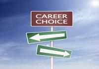 The choice of a career