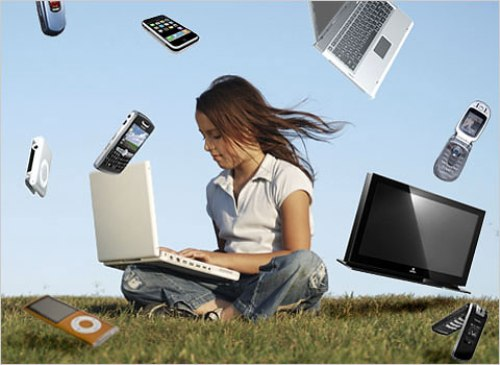 information technology in daily life