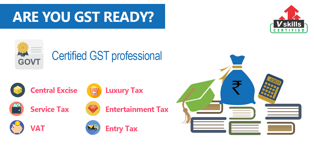 Gst And Its Impact On The Economy Vskills Blog