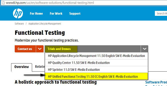 Hp Quality Center Download Trial Version